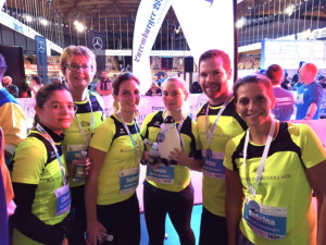 Luxemburger Wort business run