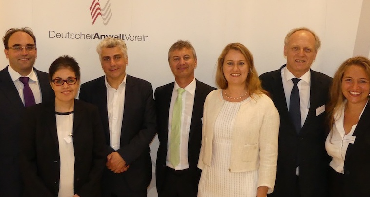 Luxembourg's German Bar Association Holds Inaugural Event