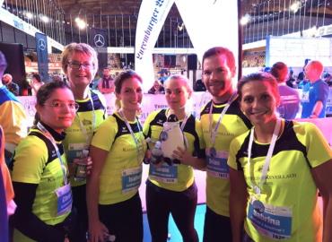 Team Spirit at the Luxemburger Wort BusinessRun
